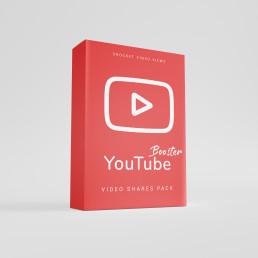 YouTube Shares Booster für mehr Interaktionen