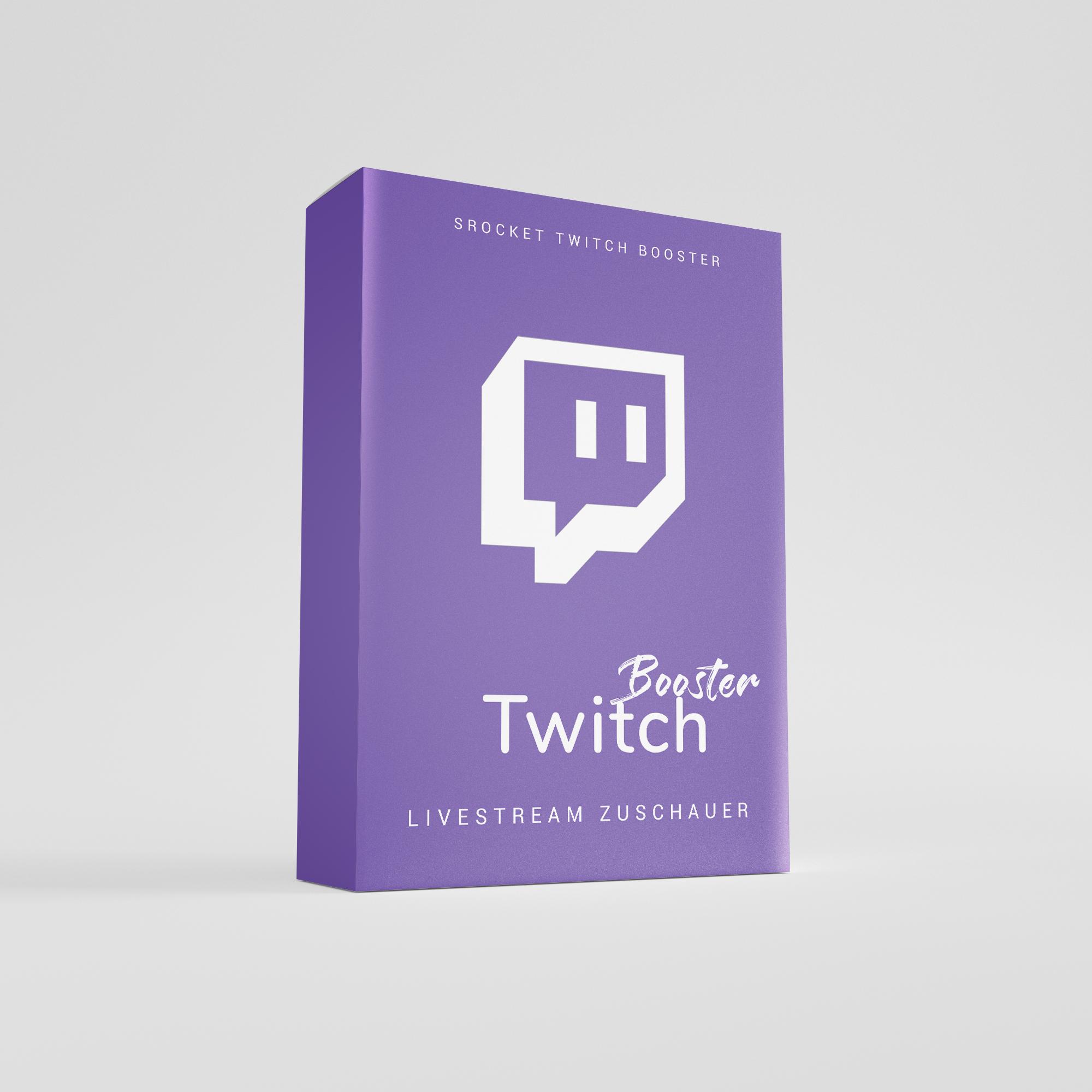 Jetzt deinen Twitch Stream Promoten indem du dir Live Zuschauer kaufst.