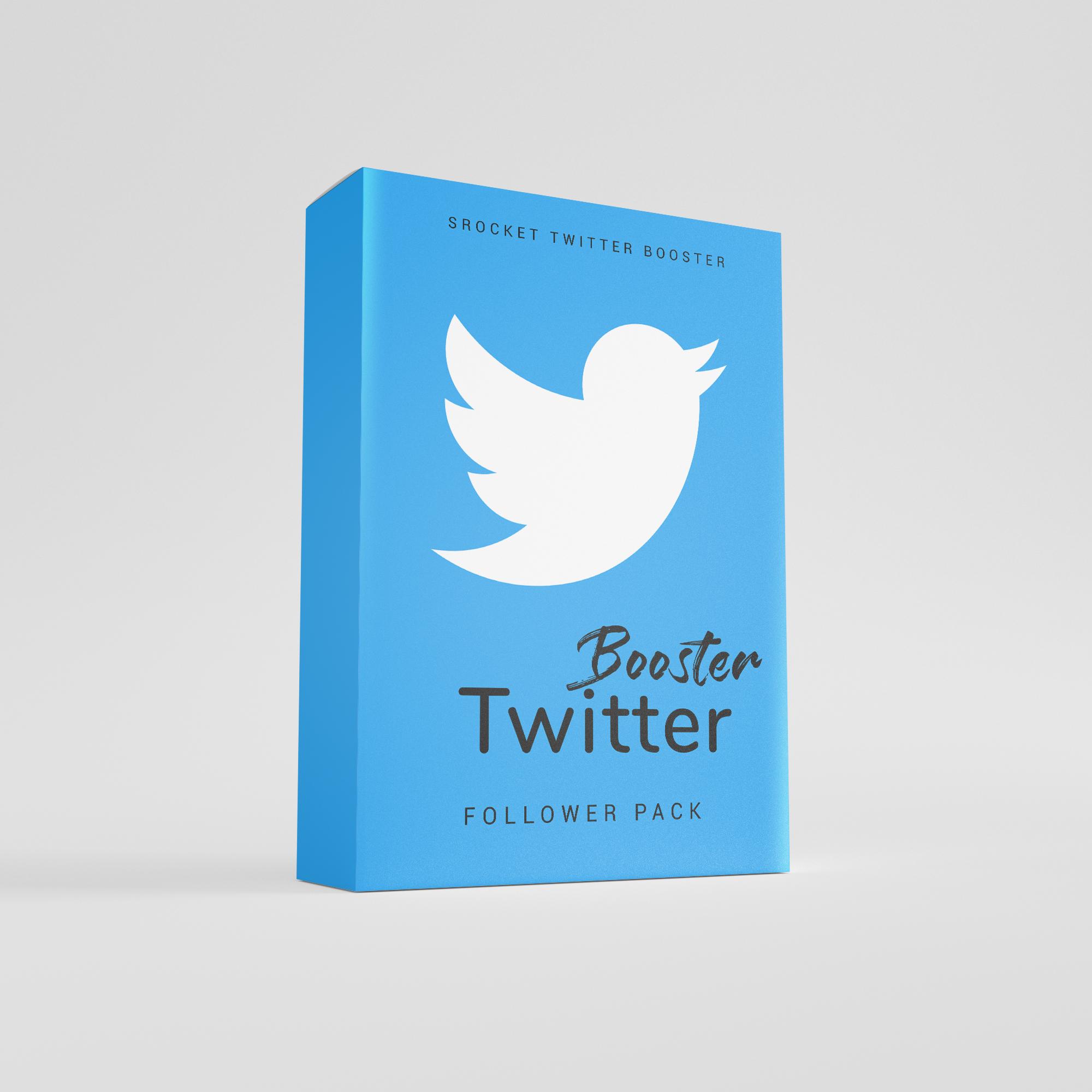 Social Rocket Twitter Follower kaufen und zahlen Boosten