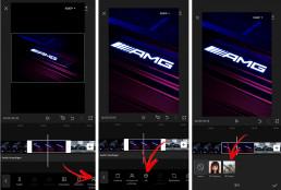 3d Foto Trend Video erstellen